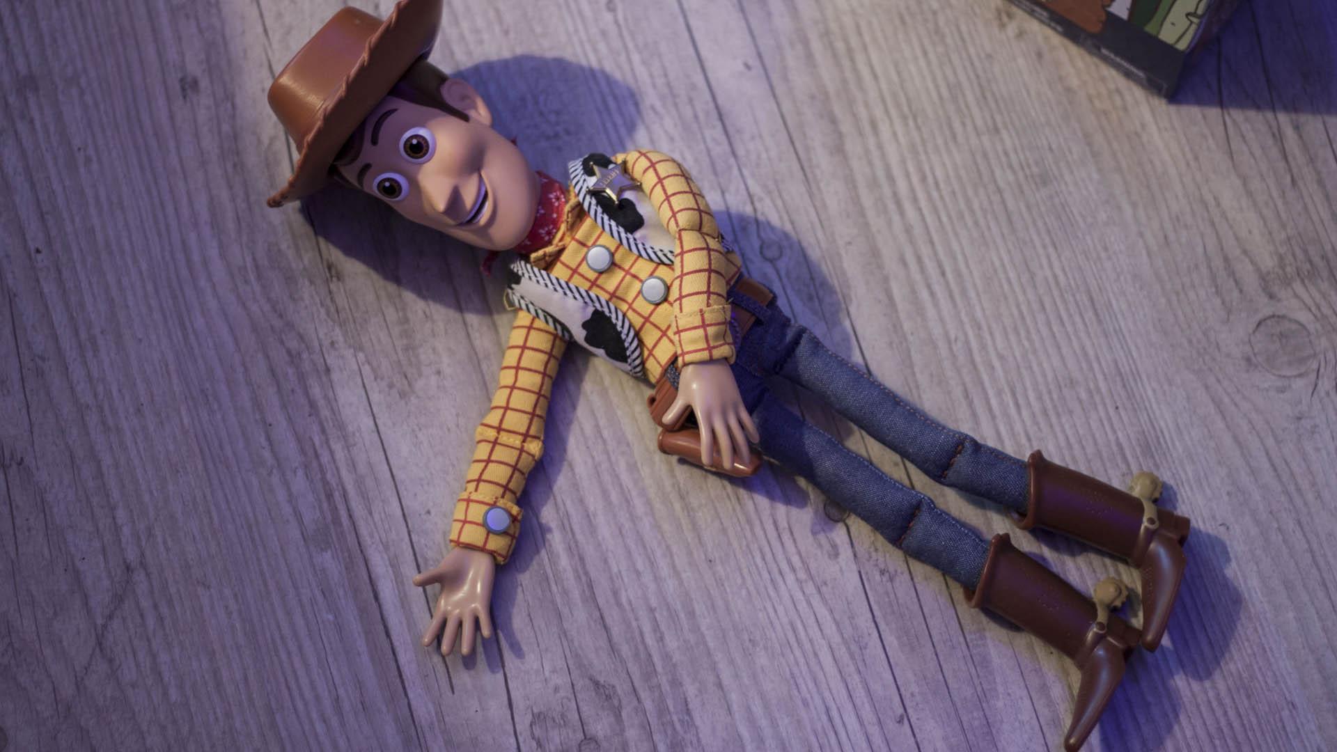 Caso de backup no filme Toy Story